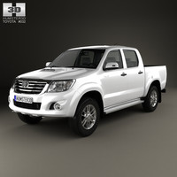 Toyota Hilux Double Cab 2012