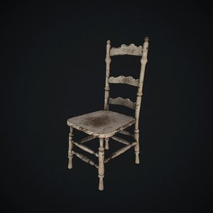 old chair lwo