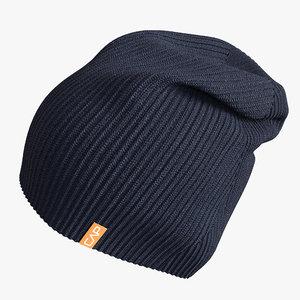 3d model clothes cap