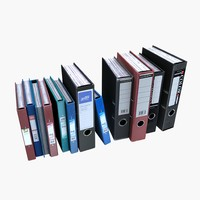 3d ring binder office