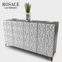 ROSACE Low Sideboard