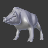free 3ds model mammals animals