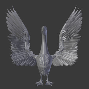 goose obj free