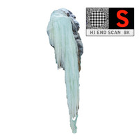 3d ice icicle model