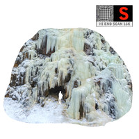 3d ice caves model