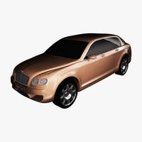 free max model bentley suv 4x4 concept