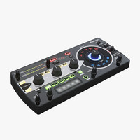 3d rmx-1000 remix station model