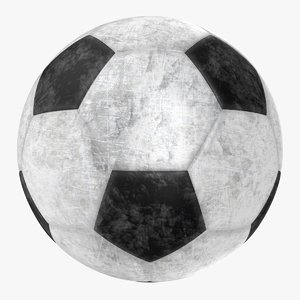 soccer ball old max