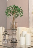 max vase candle flower
