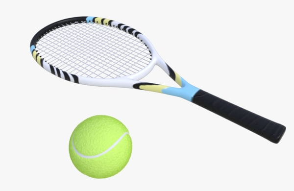 tennis ball racket max
