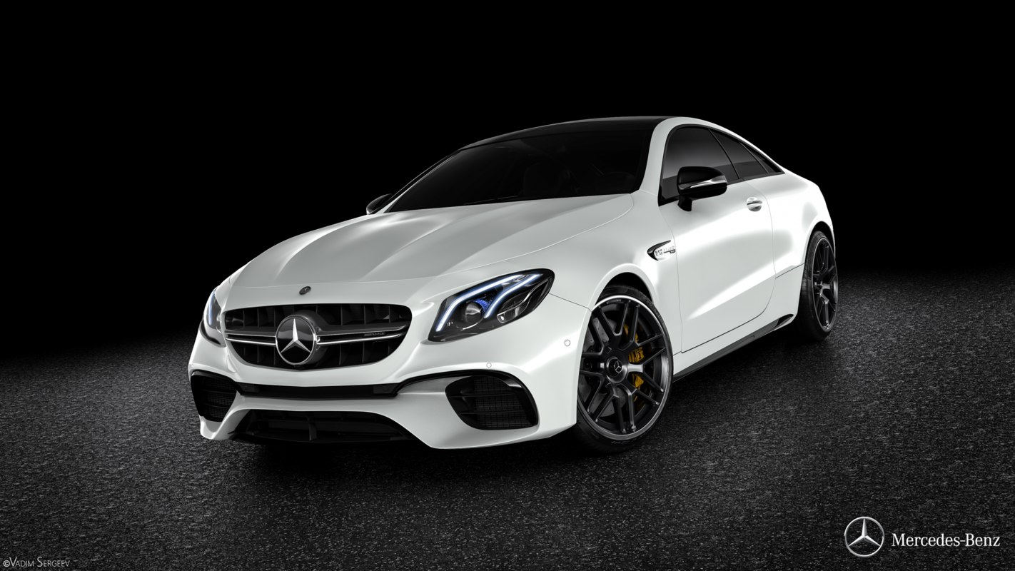 mercedes benz e63 amg coupe max
