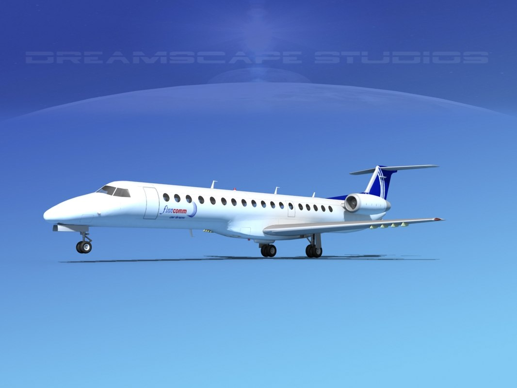 embraer erj 145 airline max