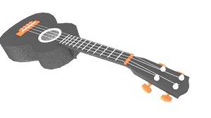 blender ukele guitar blend