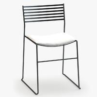3d emu aero chair