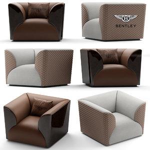 winston chair obj