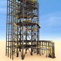 Steel Construction Building Frame