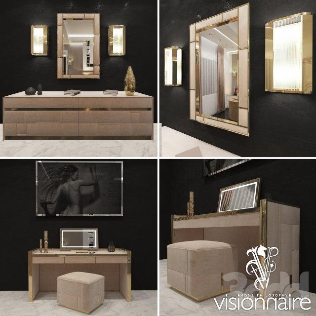3d visionnaire barrymore model