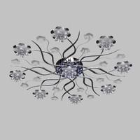 sarko chandelier 3d max