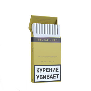 3d model opened cigarettes esse special
