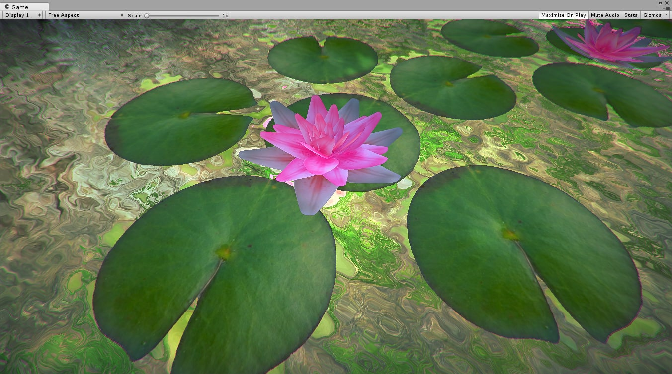 Water Lily 3d Models For Download Turbosquid