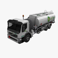 fe220 refueler ready 3d 3ds