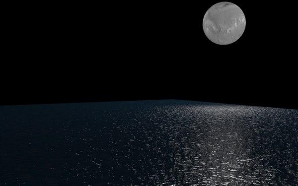 max ocean moon