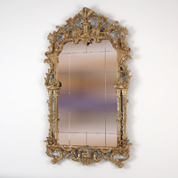 provasi luxury mirror 3d model