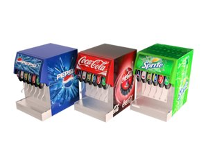 3d soda dispenser carbonated drinks