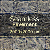 Seamless Florentine pavement