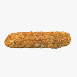 3ds mozzarella stick
