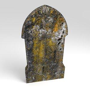 3ds grave stone