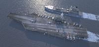 max cvn-68 uss nimitz aircraft carrier