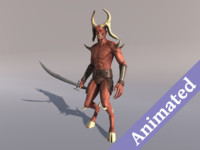 demon soldier games 3d x