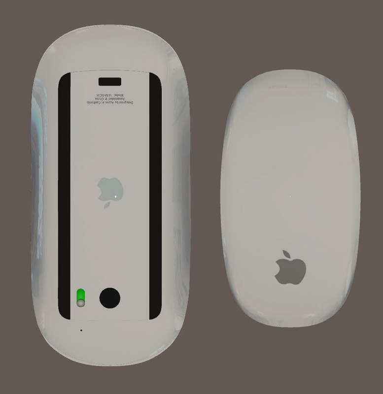 apple mouse max