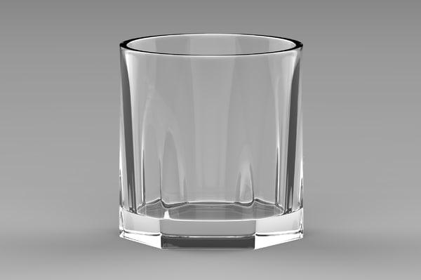 scotch glass 3ds free
