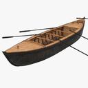 bateau 3D models