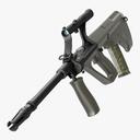 AUG Steyr A1 Austrian Carbine