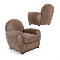 3d neology carlton armchair model