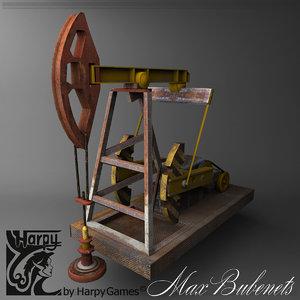 oil pump max