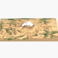 max landscape elbrus