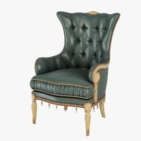 Provasi Nicole Classic  Armchair