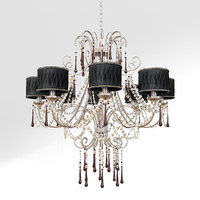 chandelier jago quadrotti ncs 3d model