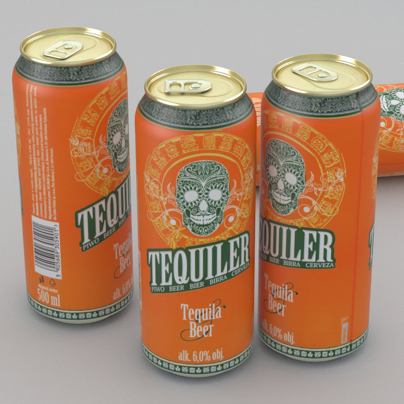 max beer tequiler tequila 500ml