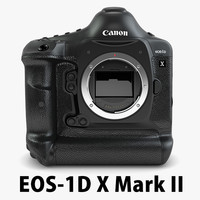 3d canon eos mark ii