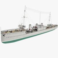 Steamship Pulkiy