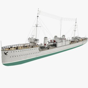 obj background steamship pulkiy
