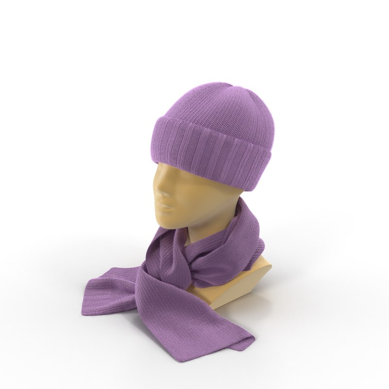 max hat scarf