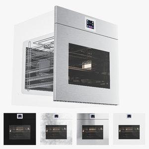 3d barazza oven model