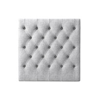 Upholstered - Buttoned Headboard