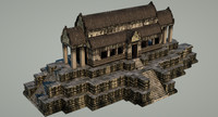 Library of Angkor Wat